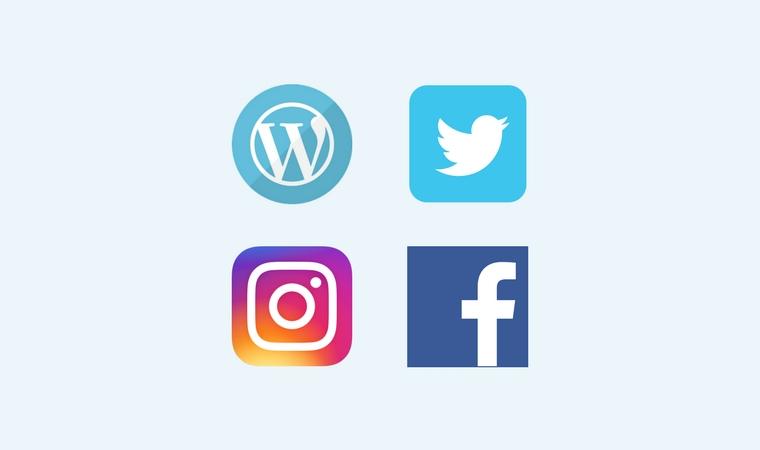 WordPressソーシャルメディア連携