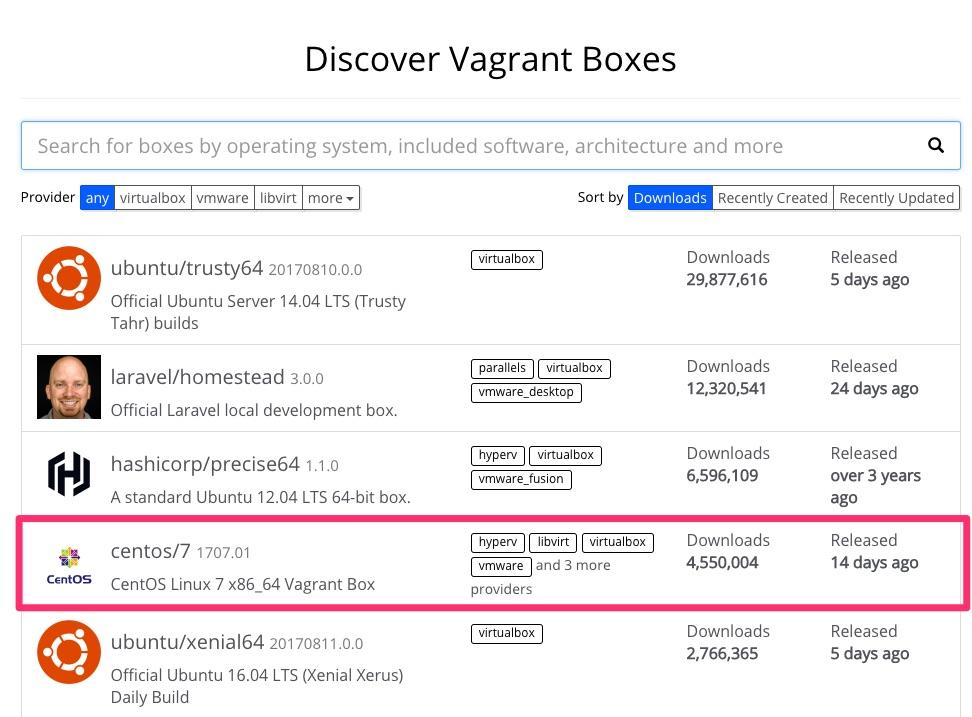 vgrant-cloud-CentOS7-add-box-1