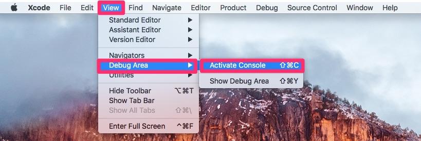 Activate_Console