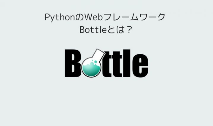 What is Bottle
