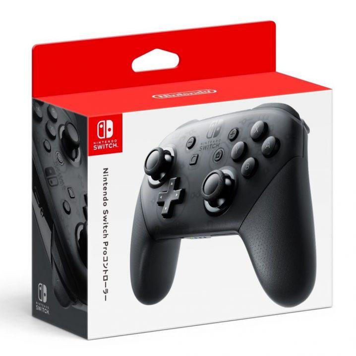 Nintendo_Switch_Proコントローラー