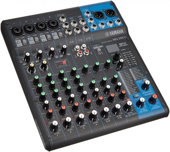 best-audio-mixers