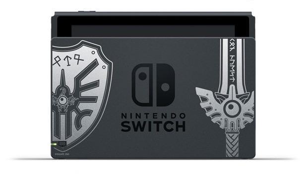 Nintendo Switch ドラゴンクエストXI S ロトエディション (バッテリー持続時間アップの新モデル)