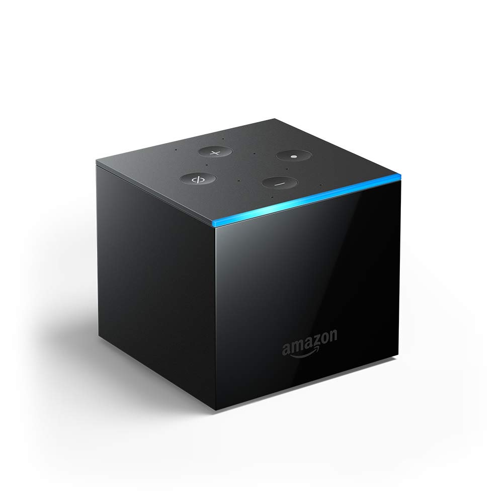 セットアップボックス Amazon Fire TV Cube 4K