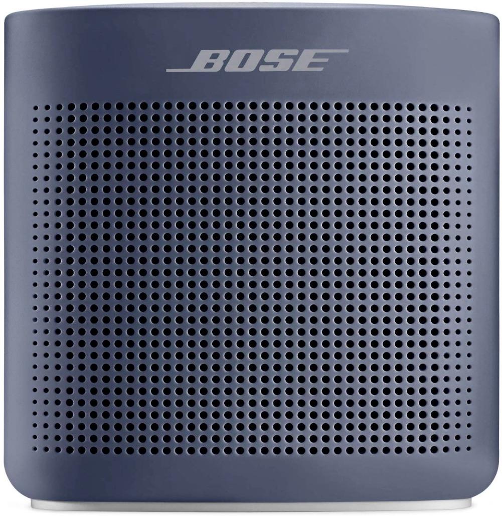 Bose SoundLink Color Bluetooth Speaker II ポータブルワイヤレススピーカー ミッドナイトブルー 【Amazon.co.jp限定カラー】